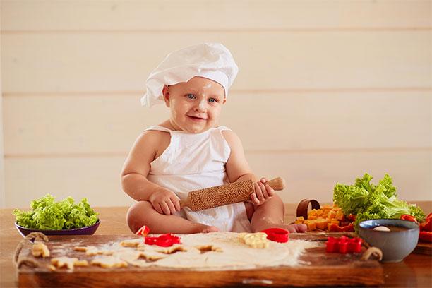 Alimentation des nourrissons et des enfants en bas âge